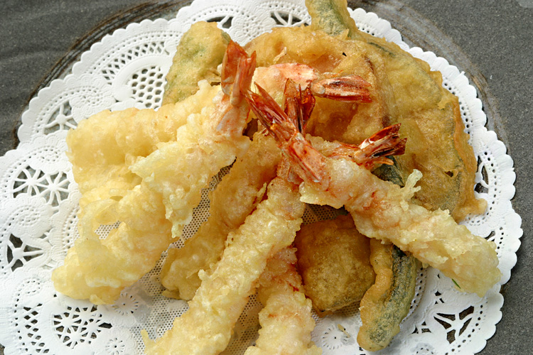 Shrimp & Vegetable Tempura