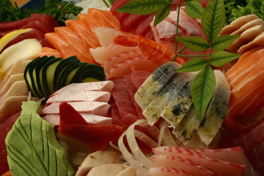 Sashimi Special