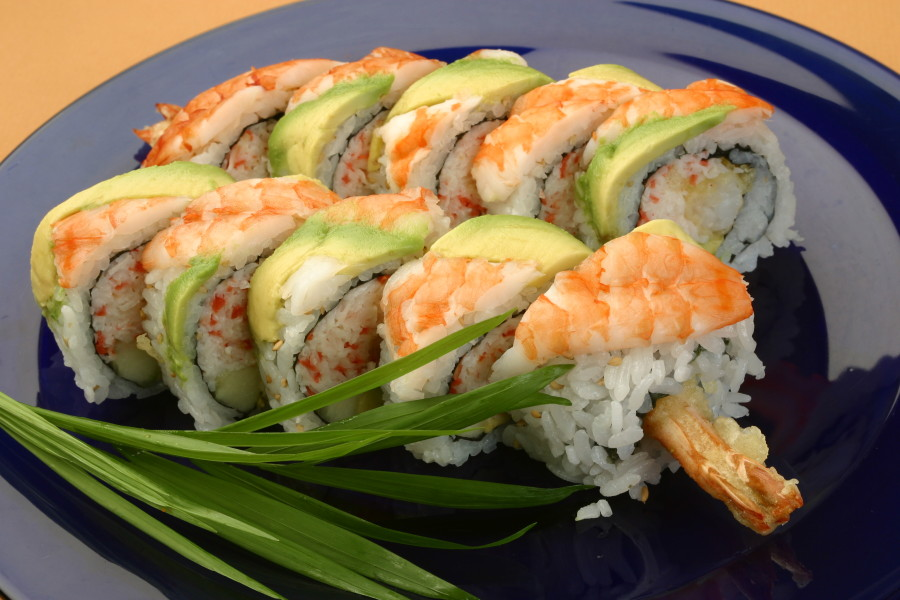 Tiger Crunch Roll